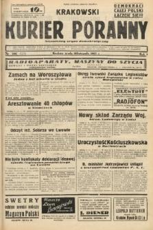 Krakowski Kurier Poranny : niezależny organ demokratyczny. 1937, nr124