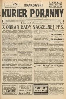 Krakowski Kurier Poranny : niezależny organ demokratyczny. 1937, nr130
