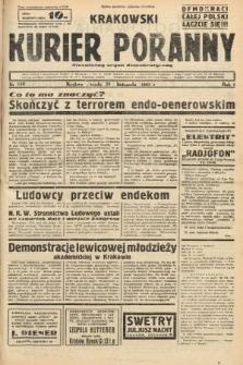 Krakowski Kurier Poranny : niezależny organ demokratyczny. 1937, nr138