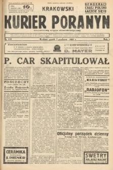 Krakowski Kurier Poranny : niezależny organ demokratyczny. 1937, nr148