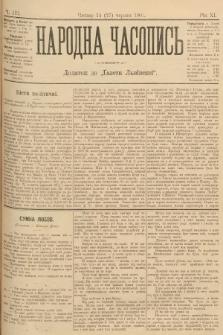 Gazeta Lwowska. 1901, nr132