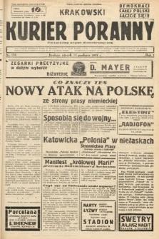 Krakowski Kurier Poranny : niezależny organ demokratyczny. 1937, nr159