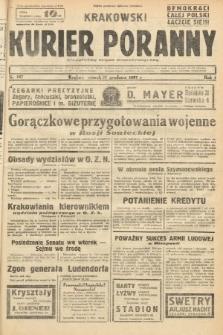 Krakowski Kurier Poranny : niezależny organ demokratyczny. 1937, nr167