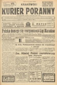 Krakowski Kurier Poranny : niezależny organ demokratyczny. 1937, nr168