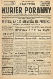 Krakowski Kurier Poranny : niezależny organ demokratyczny. 1937, nr175