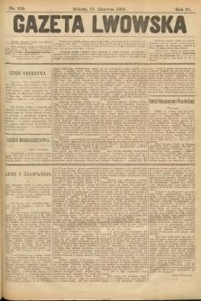 Gazeta Lwowska. 1901, nr135