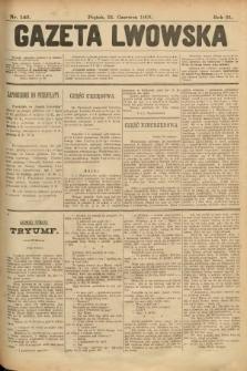 Gazeta Lwowska. 1901, nr140