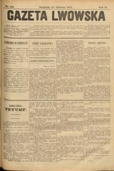 Gazeta Lwowska. 1901, nr142