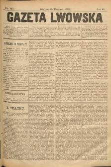 Gazeta Lwowska. 1901, nr143