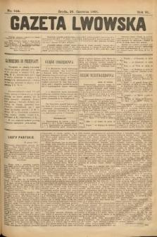 Gazeta Lwowska. 1901, nr144