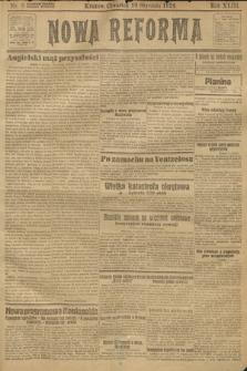 Nowa Reforma. 1924, nr8
