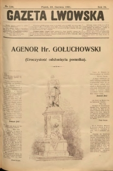 Gazeta Lwowska. 1901, nr146