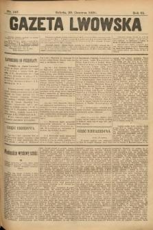 Gazeta Lwowska. 1901, nr147