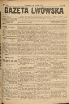 Gazeta Lwowska. 1901, nr159