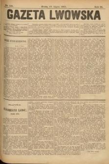 Gazeta Lwowska. 1901, nr161