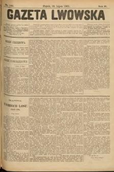 Gazeta Lwowska. 1901, nr163