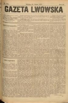Gazeta Lwowska. 1901, nr164