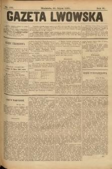 Gazeta Lwowska. 1901, nr165