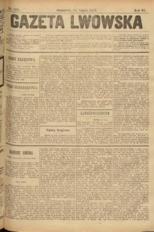 Gazeta Lwowska. 1901, nr168