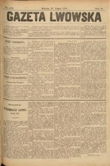 Gazeta Lwowska. 1901, nr170