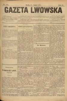 Gazeta Lwowska. 1901, nr173