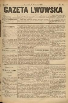 Gazeta Lwowska. 1901, nr174