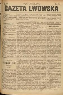 Gazeta Lwowska. 1901, nr175