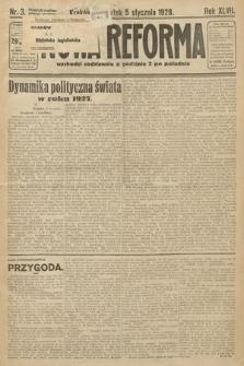 Nowa Reforma. 1928, nr3