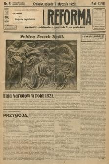 Nowa Reforma. 1928, nr5