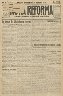 Nowa Reforma. 1928, nr6