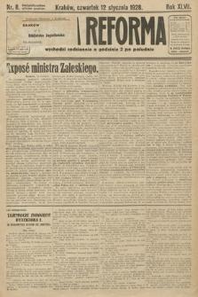 Nowa Reforma. 1928, nr8