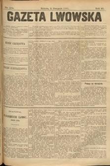 Gazeta Lwowska. 1901, nr176