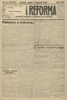 Nowa Reforma. 1928, nr10