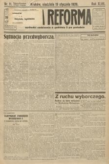 Nowa Reforma. 1928, nr11