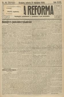 Nowa Reforma. 1928, nr16