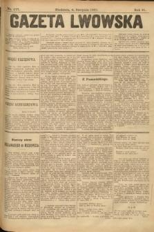 Gazeta Lwowska. 1901, nr177