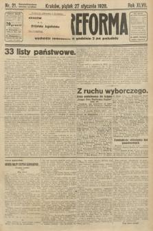 Nowa Reforma. 1928, nr21