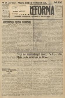 Nowa Reforma. 1928, nr23