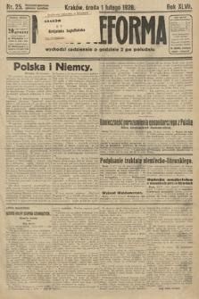 Nowa Reforma. 1928, nr25
