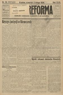Nowa Reforma. 1928, nr26