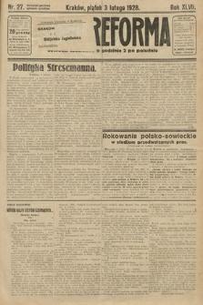 Nowa Reforma. 1928, nr27