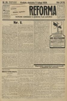 Nowa Reforma. 1928, nr28