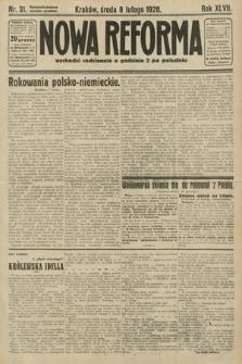 Nowa Reforma. 1928, nr31