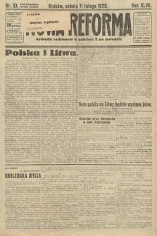 Nowa Reforma. 1928, nr33