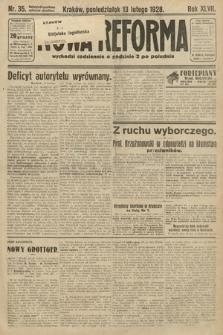 Nowa Reforma. 1928, nr35