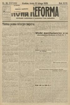 Nowa Reforma. 1928, nr36