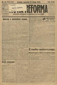 Nowa Reforma. 1928, nr37