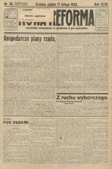 Nowa Reforma. 1928, nr38