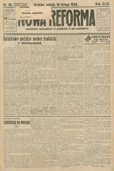 Nowa Reforma. 1928, nr39