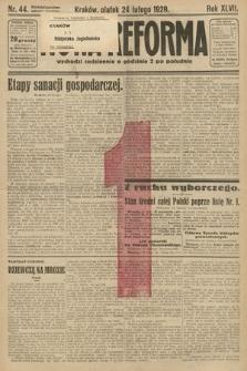 Nowa Reforma. 1928, nr44